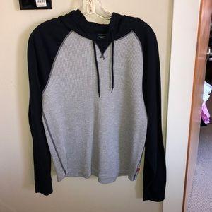 Men's Levi's long sleeve hoodie